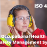 ISO 45001 (Occupational Health and Safety Management System) sets regulation for providing a safe working conditions for employees.