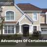 There are options with replacing siding. Of all the siding materials in the marketplace today, CertainTeed vinyl siding is at the top of the list and there...