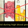 In case you are suffering from high blood pressure, you will be advised by your doctor on how to manage the condition.