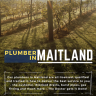 we just offer our plumbing and electrical services in Maitland