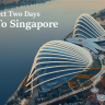 Singapore is Asia's mega city with technology and luxury at their highest. Without further ado let's dive in on this adventure.