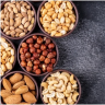 Dry fruits are an excellent way to munch on something when you want a snack.