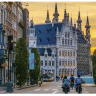 Leuven, a city not far away from Brussels, the capital of Belgium is most renowned for its breweries and is known for its Gothic architecture.