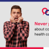 People should never panic about common health problems like cold, cough, and fever.