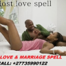 LOVE DOCTOR / LOVE SOLUTIONS CALL; +27735990122  Powerful Love spells With Fast Results .Love spells that works fast, spells for lost love, spells on love for l