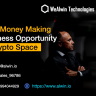 Are you searching for the best business opportunity to make money in crypto space? If yes, It's really a great time to enter into the cryptocurrency marketplace
