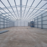 We design and supply cold formed steel buildings for agricultural, industrial and domestic use