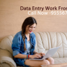 Home Based works For Fresher and Experience Candidates
