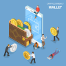 Here, get your own Cryptocurrency Wallet easily. Blockchain App Factory provides Cryptocurrency Wallet Development services to our customers. Talk To Our Expert