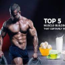 Muscle building is a process that demands a lot of consideration in terms of diet and exercise.