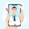 The DRO Health platform makes it possible for anyone with a smartphone or tablet to receive quality and affordable healthcare