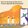 Uber for E-scooter app lets you offer eco-friendly transportation services. Launching this app will bring in immense response from your users. Approach us now!