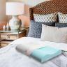 The cervical memory foam pillow makes a different life and relieves neck pain. Learn about more the cervical memory foam pillow for a good night's sleep.