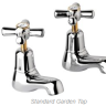 How do we differentiate a mixer tap between a standard tap?
