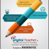 Digital Classes are the best teaching methodology for children.In this method children can understand clearly and quickly.