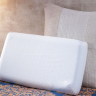 You can sleep comfortably without fear of developing neck stiffness or pain. The cooling gel memory foam pillow will offer both comfort and coolness.