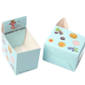 Custom display boxes serve the shop, as well as other sellers and brands by providing attractive product cardboard counter display boxes.