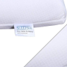 The memory foam pillow is soft and yet provides consistent support. Another feature that customers appreciate is the pillow's air circulation.