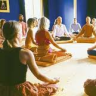 Insight meditation is a focused to a point meditation technique; which is how to meditate for enlightenment. Group meditation is easiest way to start.