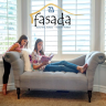 Stay cool during the summer with energy savings shutters or blinds window treatments from Fasada in Oakville.