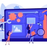 Choosing the Best Web Testing Tool is a daunting task as the IT market is flooded with various automation-based web testing tools.