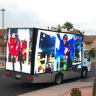 Advertisers have been using alternative to static billboards as vehicle advertising or digital mobile OOH.