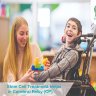 Cerebral palsy (CP) is a state that influences the person's physical behavior including posture and keeping balance.