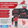 Stay Ahead With AI-powered Business Intelligence