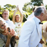 It is not uncommon for seniors to remarry after losing a spouse. In fact, over 50% of adults 55+ that lose a husband or wife will end up getting married again.