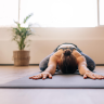 Yoga has been proven to assist in relieving period cramps and were here to share 5 yoga poses anyone can do to help with your menstrual cramps.