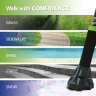 DYNAMO Prime Stick – Which is an urban walking cane in USA.If anyone walking with confidence and taking anyone help this product will be suitable for him.