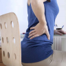 Tailbone pain can occur for many reasons.  It is often closely tied to tension in the back part of the pelvic floor muscles.