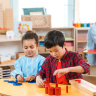 Montessori Activities vs Open-Ended Play