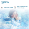 A memory foam pillow is the best solution for insomnia, neck pain, and shoulder pain. To learn about better sleep at night with memory foam pillows.