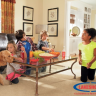 Living areas in the home are a busy place for a household with children, pets and entertaining friends & family members. How do you choose the best carpet?