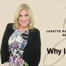 In this video, Janette talks about why she does what she does and all the things she does as a Media Personality, Mentor & Trainer