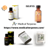 Terpenes are aromatic compounds that come form plants. Cannabis plants contain true terpenes.