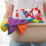 Due to lack of knowledge and precautions many times, overuse or misuse of cleaning chemicals can be  harmful for our environment.