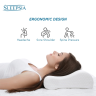 Cervical spondylosis issue is a very dangerous problem in life. Therefore sleepsia cervical memory foam pillow provides the solutions to this issue.