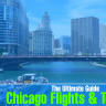 In total there are 46 airlines flying from and to Chicago. Most flights are operated by one of the following carriers: