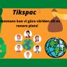 Tikspac har byggt nya idéer för en renare miljö. Dessutom finns det många olika koncept för att bidra till en renare miljö, så beskriver företaget själva dessa.