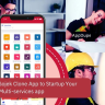 Are you interested in starting your own venture with a robust multi-services app with cutting-edge features? Here's what you need to know about developing app.
