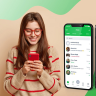 The WhatsApp clone is a replicated version of the original app developed with pre-built features that will perfectly suit business professionals.