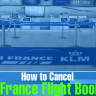 As per the Air France cancellation policy, the passengers can make the cancellations for free within 24 hours of the ticket booking. They must make the bookings