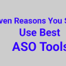ASO tools can certainly assist you with the complicated and ongoing process of optimizing your app. You can identify where they go wrong to know where to go rig