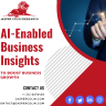 AI-enabled business insights to boost business growth