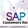 SAP customers are spread across the world that specializes in major trade segments.