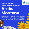 The Arnica Montana plant hold compounds that are specifically important in the reduction of bruising and swelling from soft tissue injury.