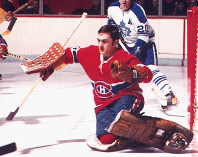 """From """"Junior B"""" Goalie to the Hockey Hall of Fame"""
