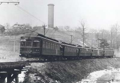 "The Region's Original ""Light Rail"""